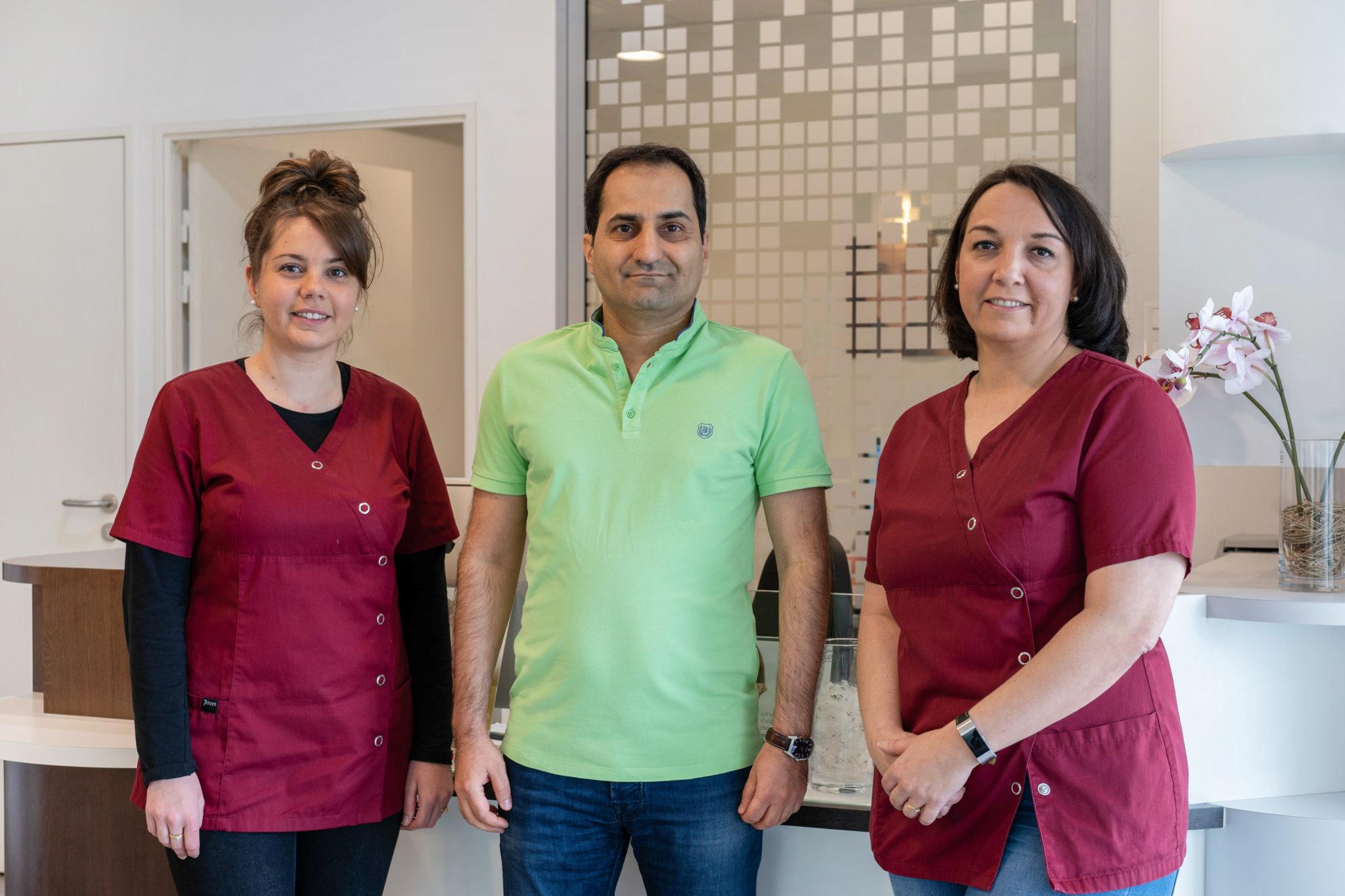 Dr Faramarz Orthodontiste Nanterre