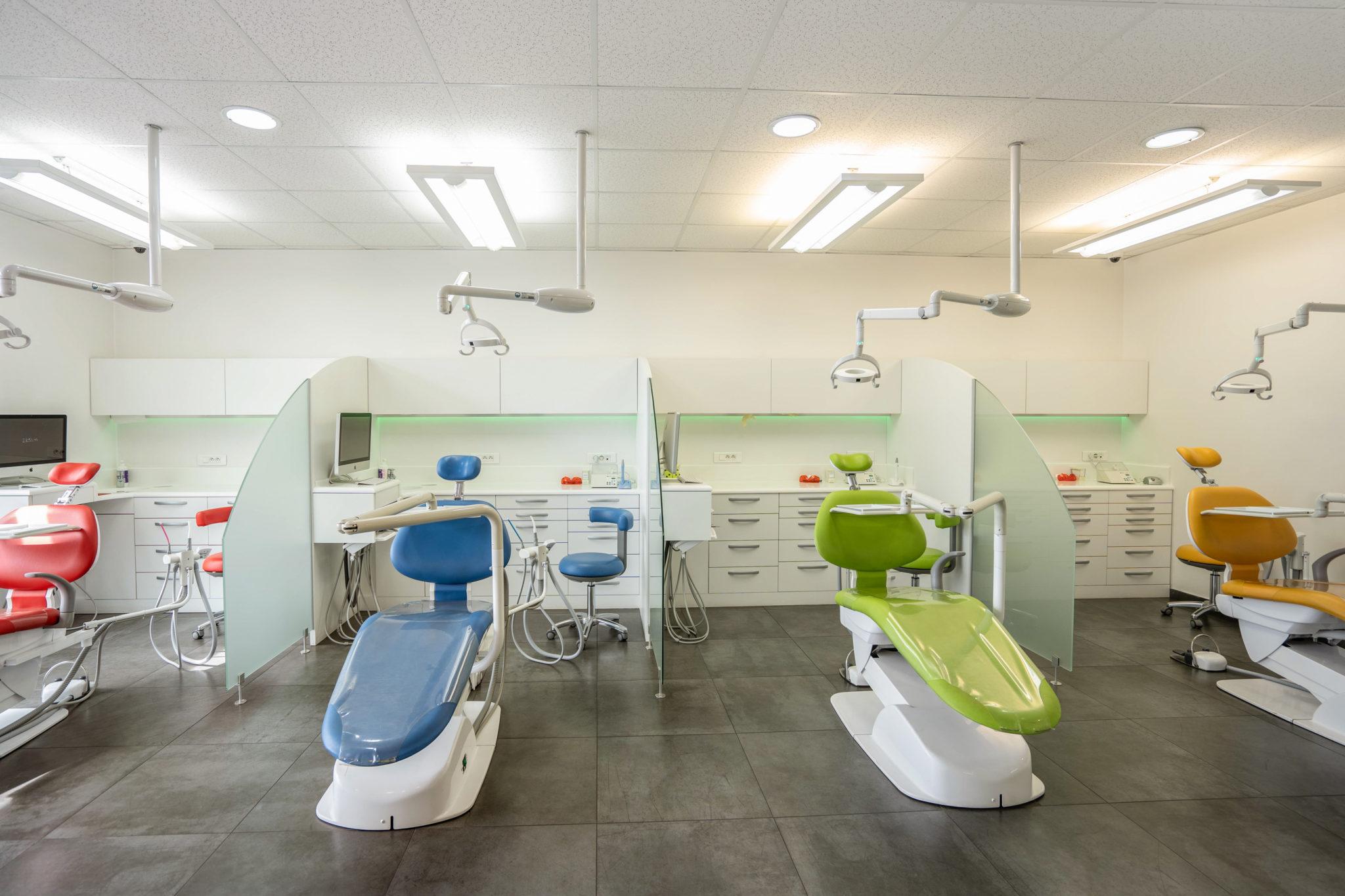 Salle de soin Cabinet orthodontiste Nanterre